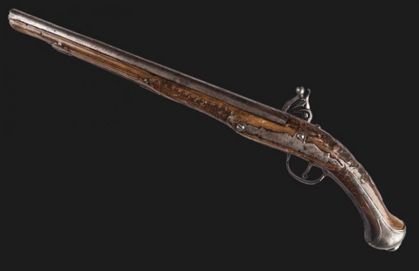 Antique Turkish pistol - photo 1