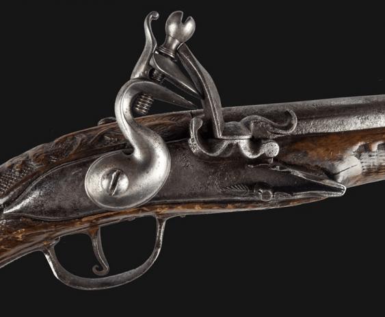 Antique Turkish pistol - photo 2