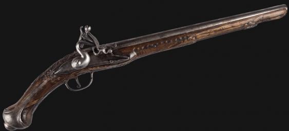 Antique Turkish pistol - photo 3