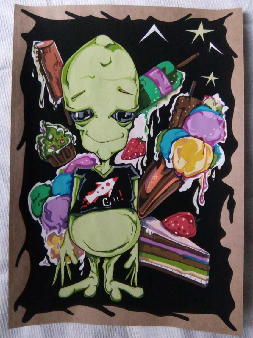 Yuliya Yuliya. Space Hotshot. - photo 1