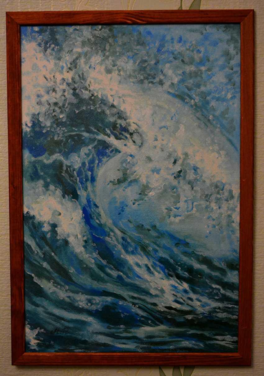 """RUFINA MOROZOVA. """"Wave"""" - photo 1"""