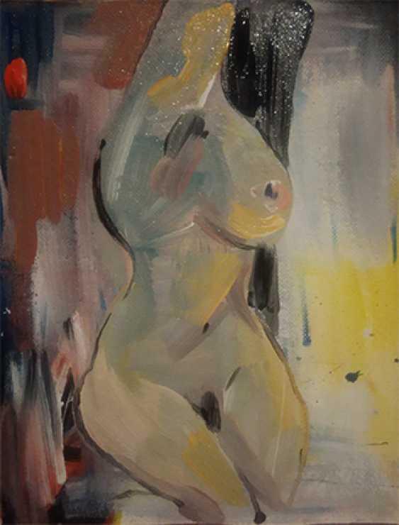 """RUFINA MOROZOVA. """"Nude"""" - photo 1"""