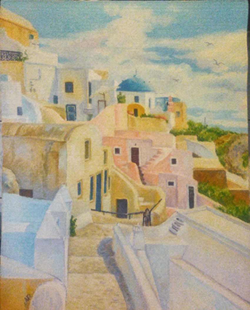 "RUFINA MOROZOVA. ""Greece..."" - photo 1"