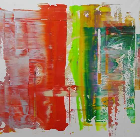 Parscha Mirghawameddin. Abstract N°1521 - photo 1