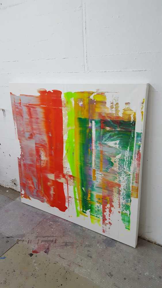 Parscha Mirghawameddin. Abstract N°1521 - photo 2