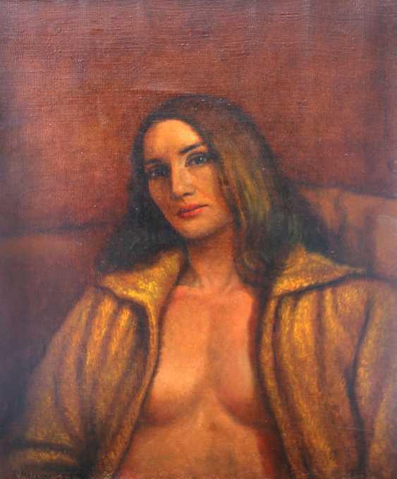 Kirill Melnik. Portrait de jeune femme - photo 1