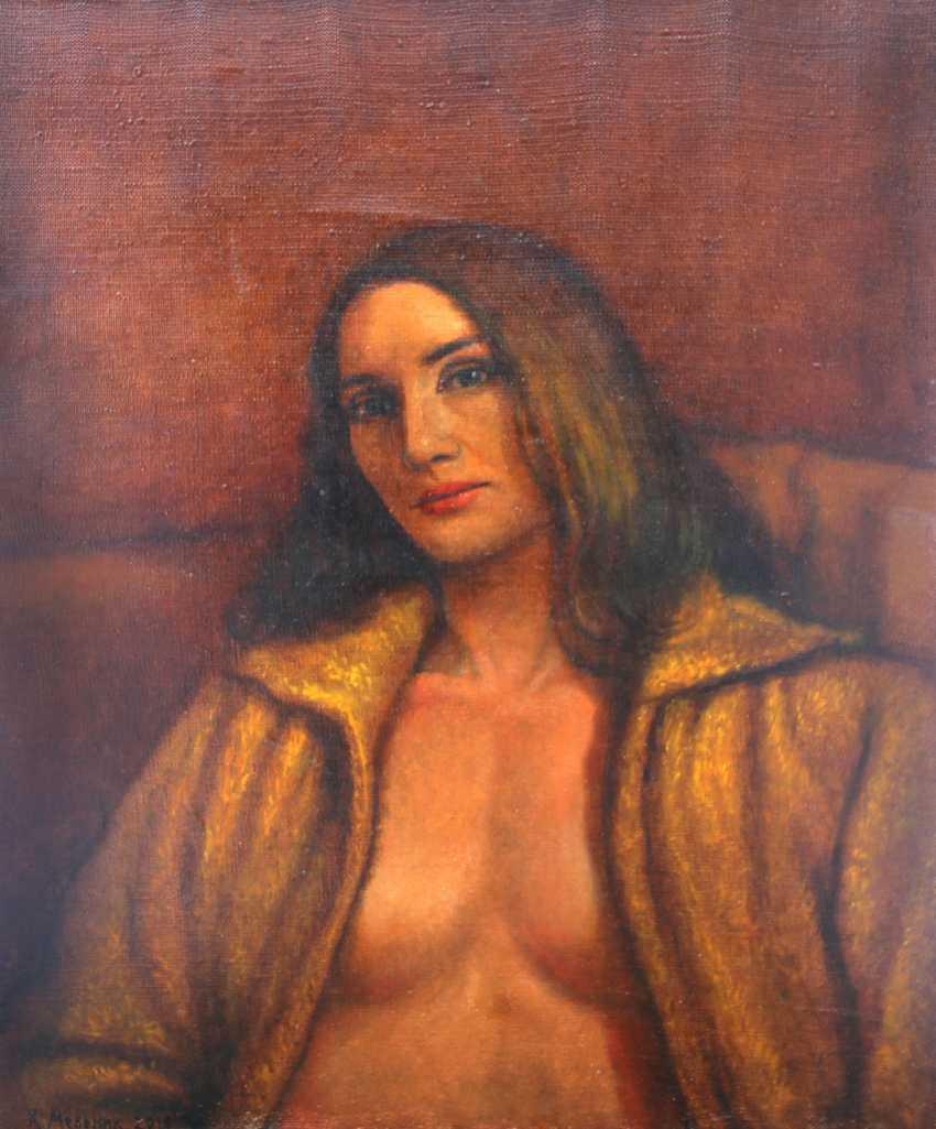 Kirill Melnik. Porträt der Jungen Frau - Foto 1