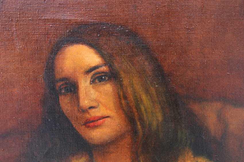 Kirill Melnik. Portrait de jeune femme - photo 2