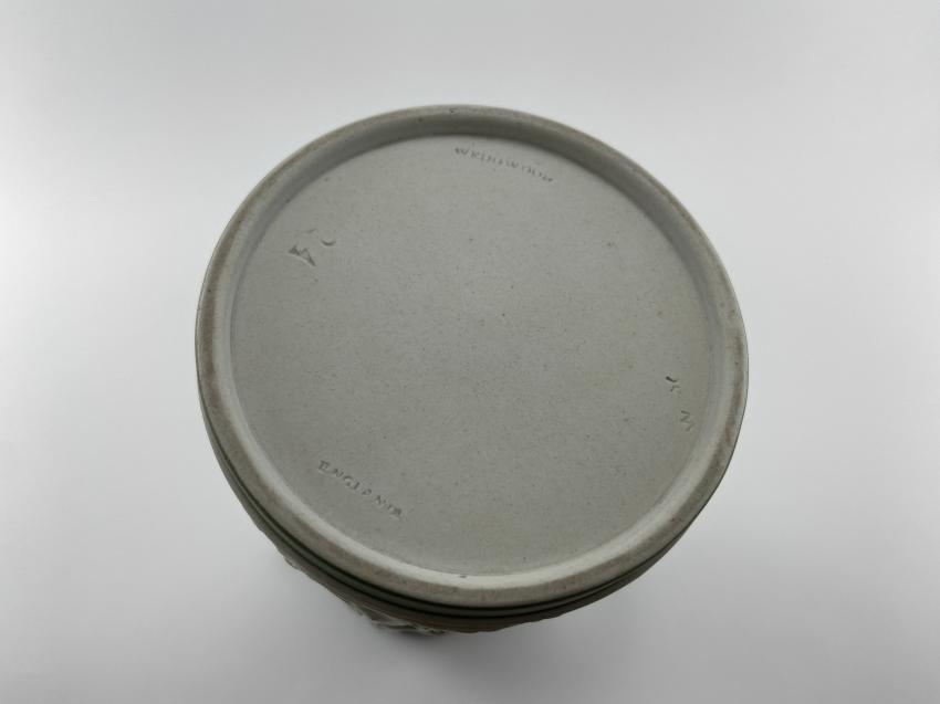 "Jug Wedgwood ""Vine"". Neo-classicism, England, biscuit porcelain, handmade. 1891 - 1908 - photo 5"