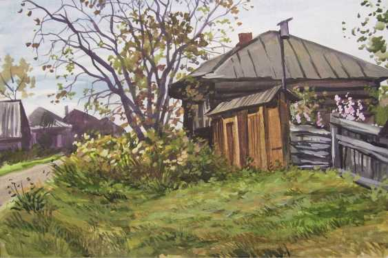 "Alexander Samokhvalov. ""Abandoned house"" - photo 1"