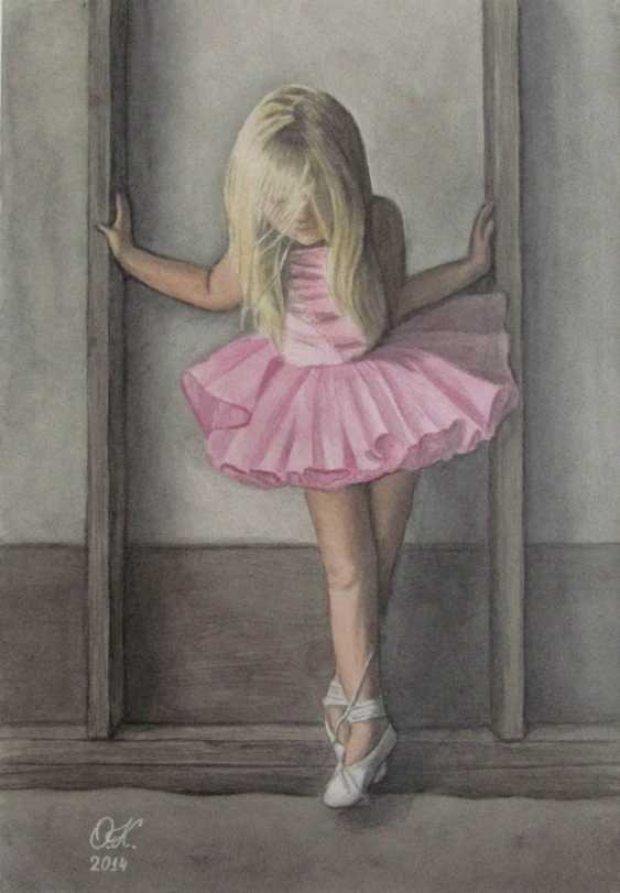 """Olha Krasko. """"Ballerina"""" - photo 1"""
