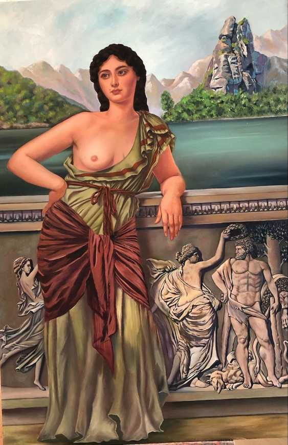 Elena Bolender. A young Greek woman. - photo 1