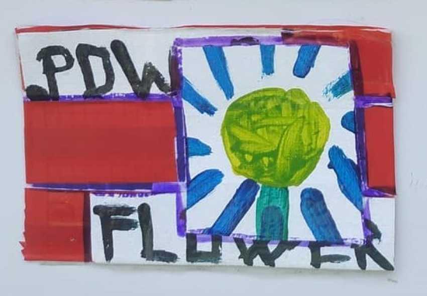 """Andrew Demidov. """"flower power"""" - photo 1"""