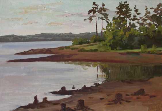 """Alexander Samokhvalov. """"Water leaves"""" - photo 1"""