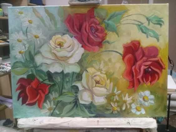 Elena Kyorn. Roses - photo 1