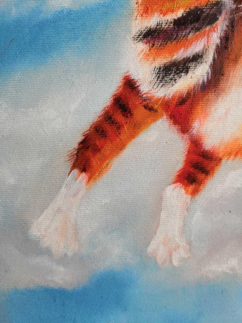 Ludmila Riabkova. Kätzchen in den Wolken - Foto 4