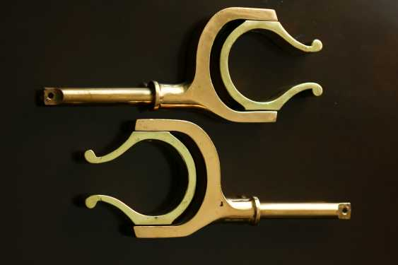 Igor Marukha. ANTIQUE BRITISH BRASS OAR LOCKS - photo 2