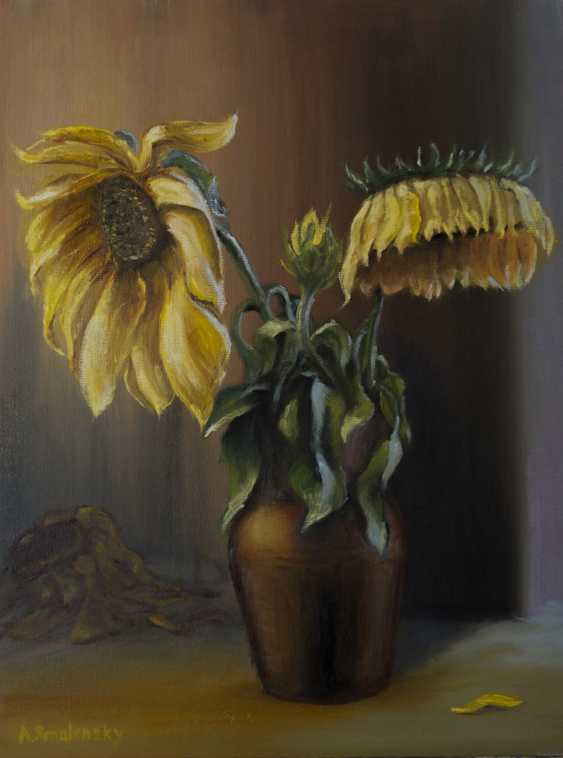 """Andrey Smolensky. """"From the life of sunflowers"""" - photo 1"""