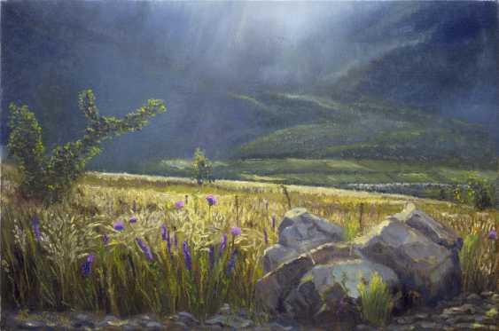 Andrey Smolensky. Sunny meadow - photo 1