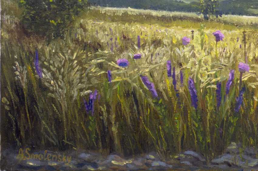 Andrey Smolensky. Sunny meadow - photo 2