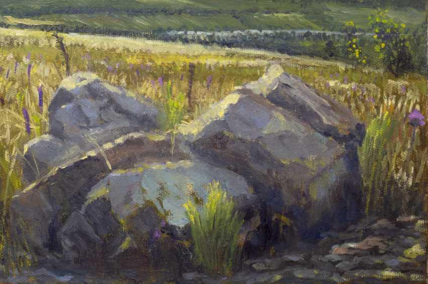 Andrey Smolensky. Sunny meadow - photo 4