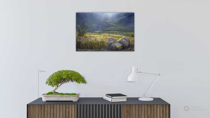 Andrey Smolensky. Sunny meadow - photo 5