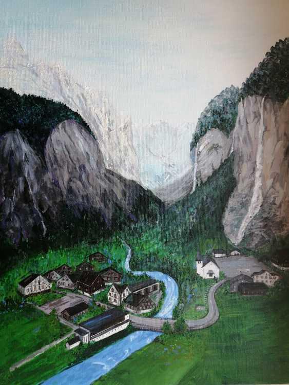 Elena Gubina. the magic of the mountains - photo 1
