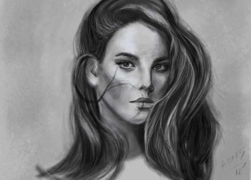 """Olga Doroshuk. """"Portrait Of Beauty"""" - photo 1"""