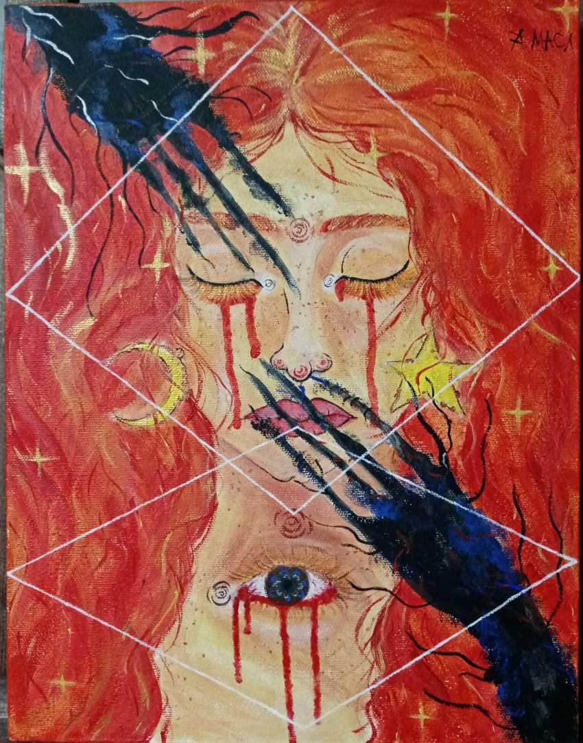 Anastasia Maslova. The Enslavement Of The Fire Goddess - photo 1
