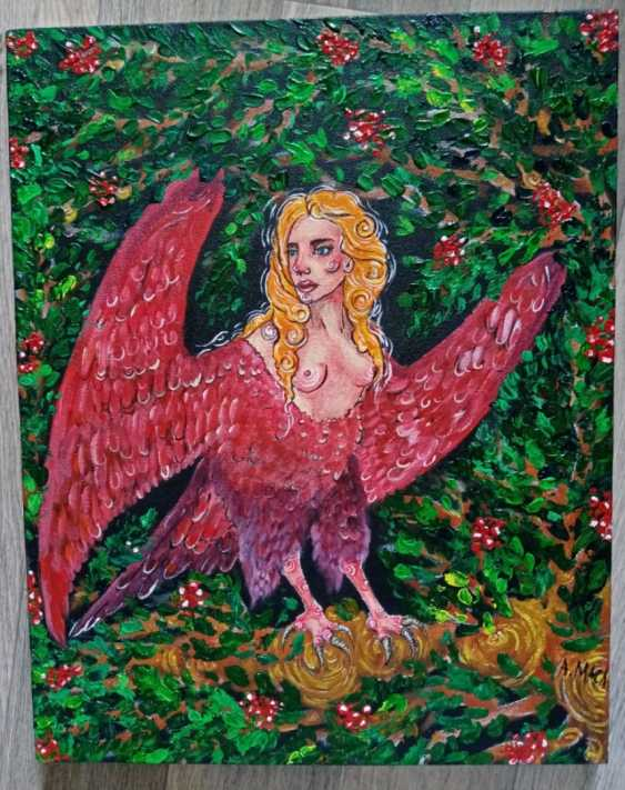 Anastasia Maslova. The Bird Sirin - photo 1