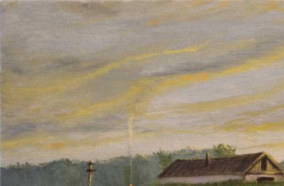 "Andrey Smolensky. ""Dawn, waiting"" - photo 2"