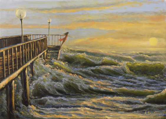 "Andrey Smolensky. ""Running on waves"" - photo 1"