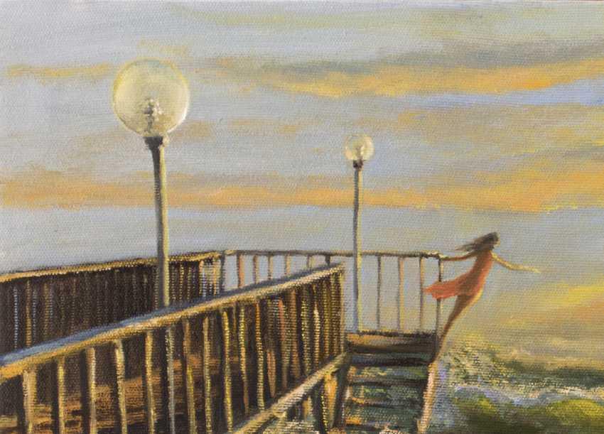 "Andrey Smolensky. ""Running on waves"" - photo 2"
