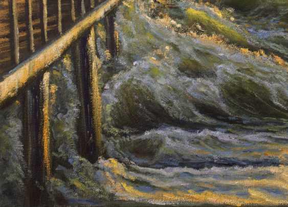 "Andrey Smolensky. ""Running on waves"" - photo 4"