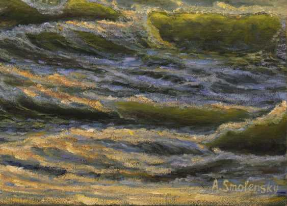 "Andrey Smolensky. ""Running on waves"" - photo 5"