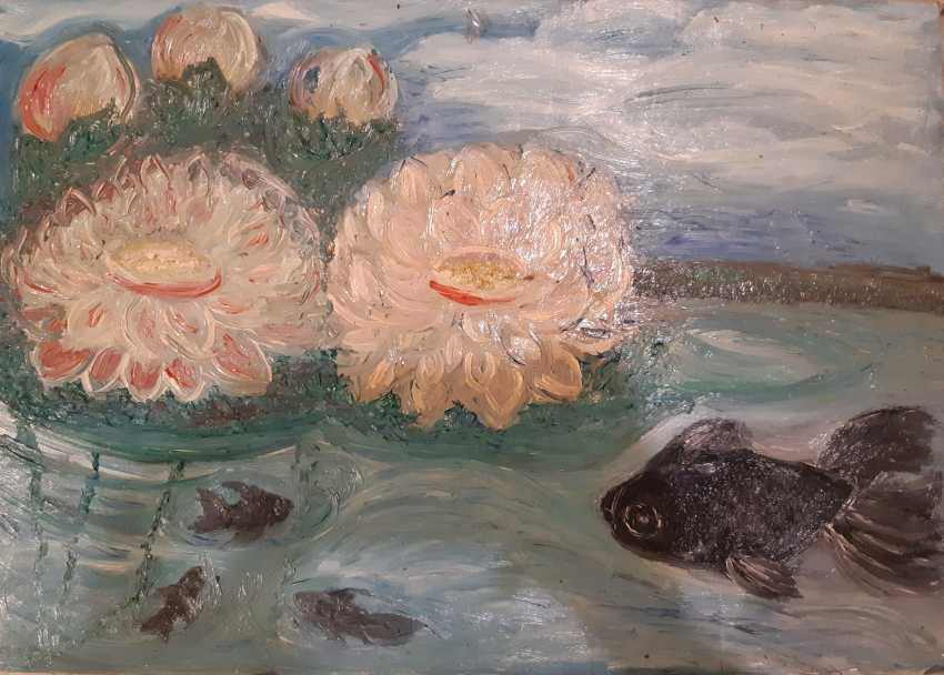 "Yulia Yulia. ,, Pond "" - photo 1"