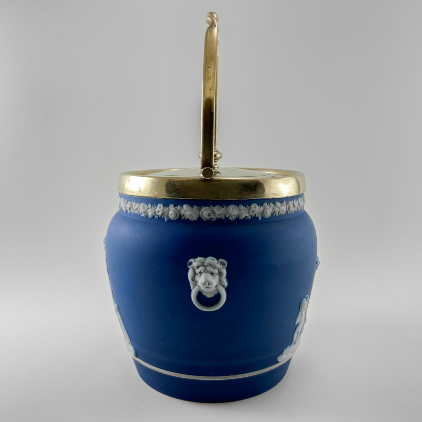 Biskvitnyi Wedgwood. Neo-classicism, England, biscuit porcelain, handmade. 1860-1891 years. - photo 2