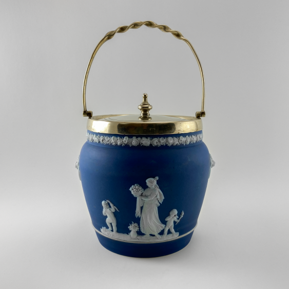 Biskvitnyi Wedgwood. Neo-classicism, England, biscuit porcelain, handmade. 1860-1891 years. - photo 3