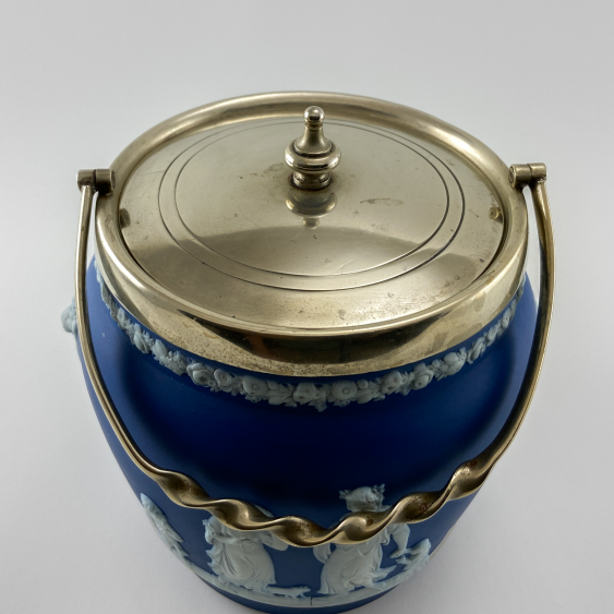 Biskvitnyi Wedgwood. Neo-classicism, England, biscuit porcelain, handmade. 1860-1891 years. - photo 5