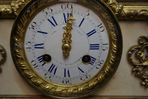 Baroque Clock, the end of the 18th century. - photo 3
