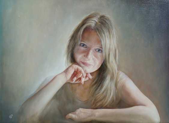 Sergey Kolesnikov (KS). Portrait of a girl - photo 1