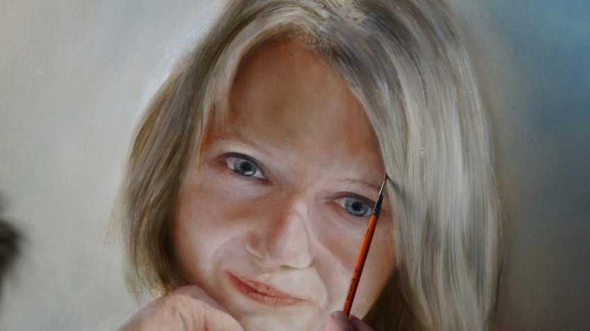 Sergey Kolesnikov (KS). Portrait of a girl - photo 2