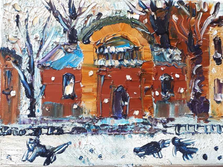 Mariia Kazak. Winter - photo 1