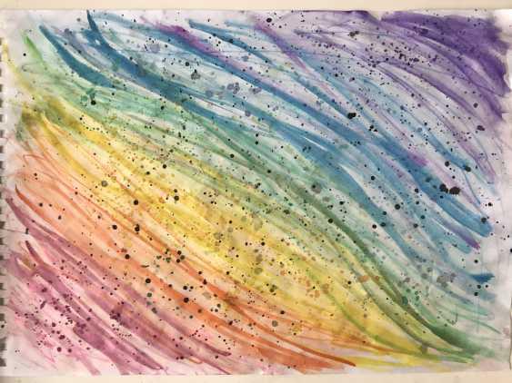 Dana Khaliullina. Rainbow of life - photo 1