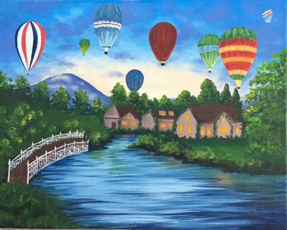 liuba furhala. Ballons - photo 1