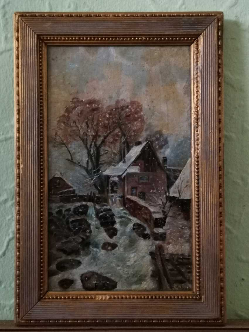 Antique paintings of the Netherlands around 1900 - photo 1