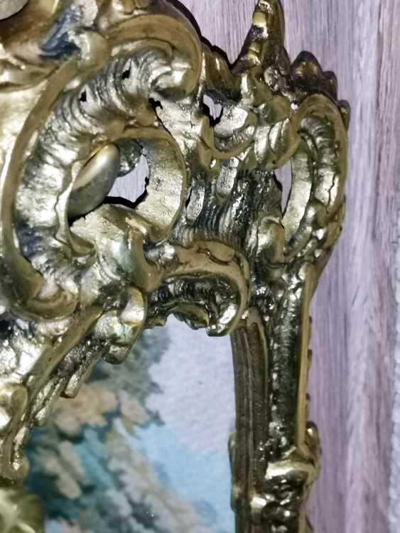 Antique Bronze mirror, France, around 1900 - 1920 - photo 3
