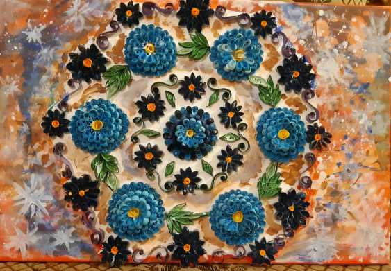 "Yulia Yulia. ,,Heavenly flowers"" - photo 1"