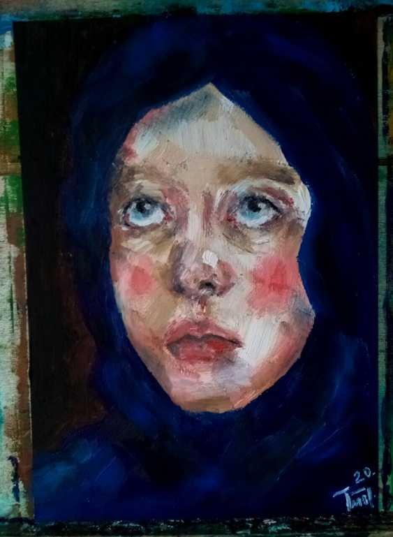 Maryna Horbatyuk. Prayer - photo 1