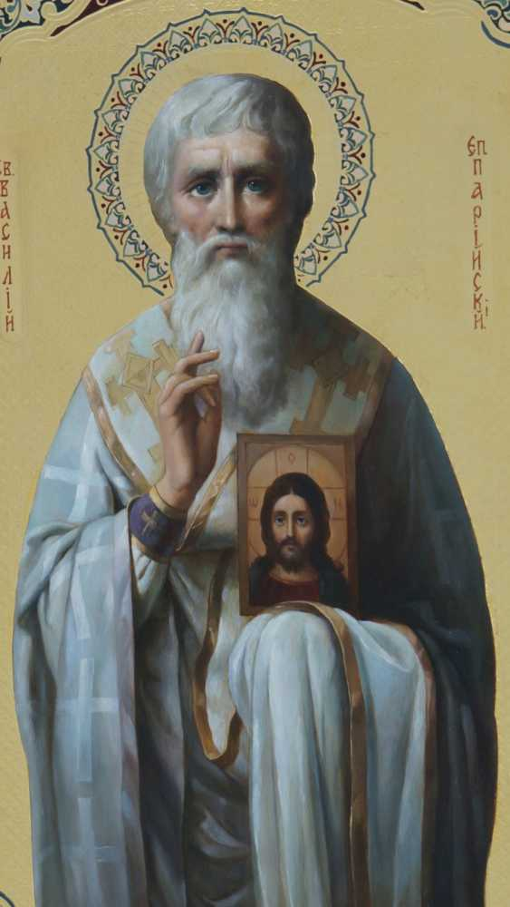 Lilia Kovalenko. The Holy Of Paramon, The Virgin Mary, Jesus Christ, St. George - photo 1
